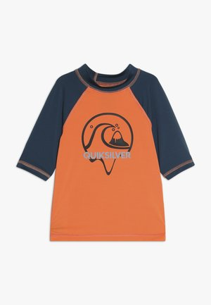 BUBBLE DREAM BOY - Surfshirt - nectarine