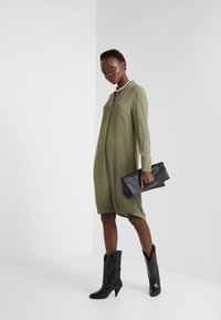 Bruuns Bazaar - LIVA JENNIFER DRESS - Day dress - burnt olive - 1
