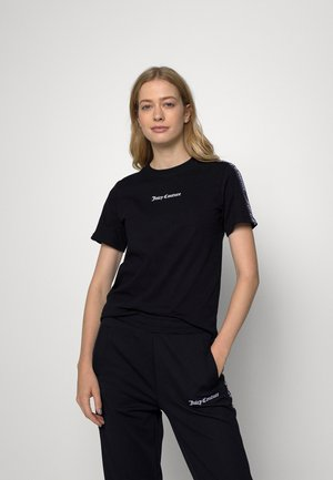 LYDA - Print T-shirt - black