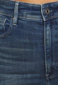 G-Star - KAFEY ULTRA HIGH SKINNY - Jeans Skinny Fit - antic faded baum blue - 3