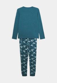 Name it - NKMNIGHTSET DINO - Pyjamas - real teal - 1