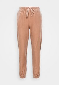 Pieces - PCGIGI PANTS - Joggebukse - misty rose - 0