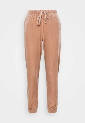 PCGIGI PANTS - Tracksuit bottoms - misty rose