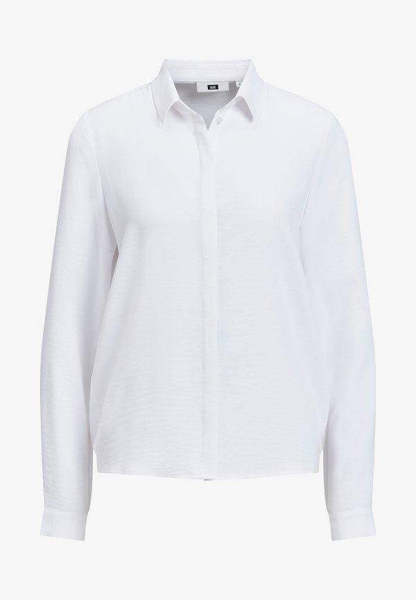 WE Fashion Koszula - white/biały BFXZ