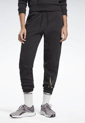 MODERN SAFARI PANTS - Pantaloni sportivi - black