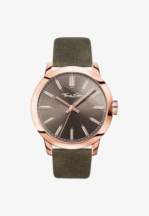 Watch - rosegold-coloured