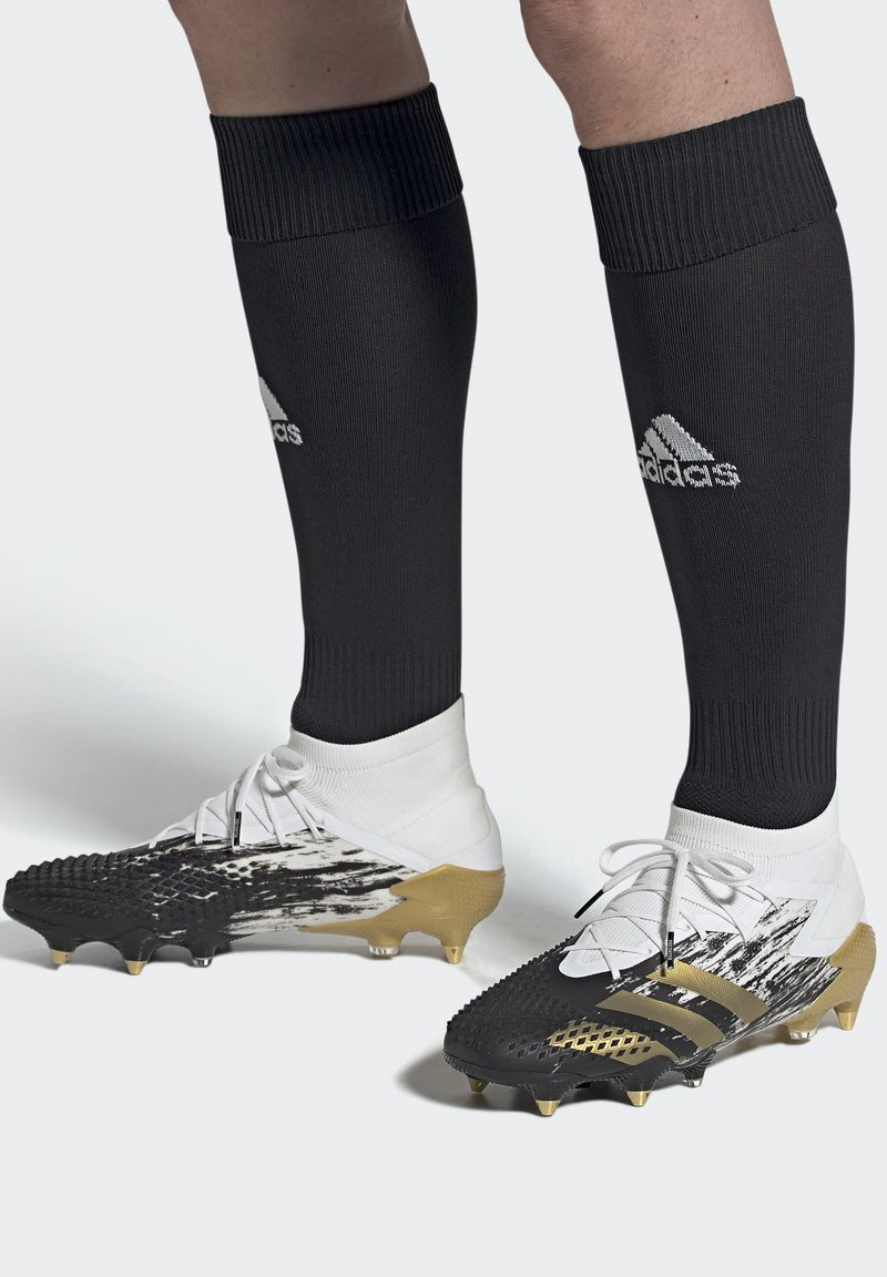 adidas Performance - Moulded stud football boots - white