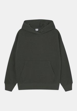 HOODIE OCEAN UNISEX - Sweater - dark green