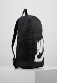 Nike Sportswear - ELEMENTAL UNISEX - Tagesrucksack - black/white - 4