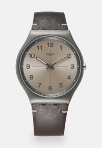 Swatch - TIME TO TROVALIZE - Watch - brown - 0