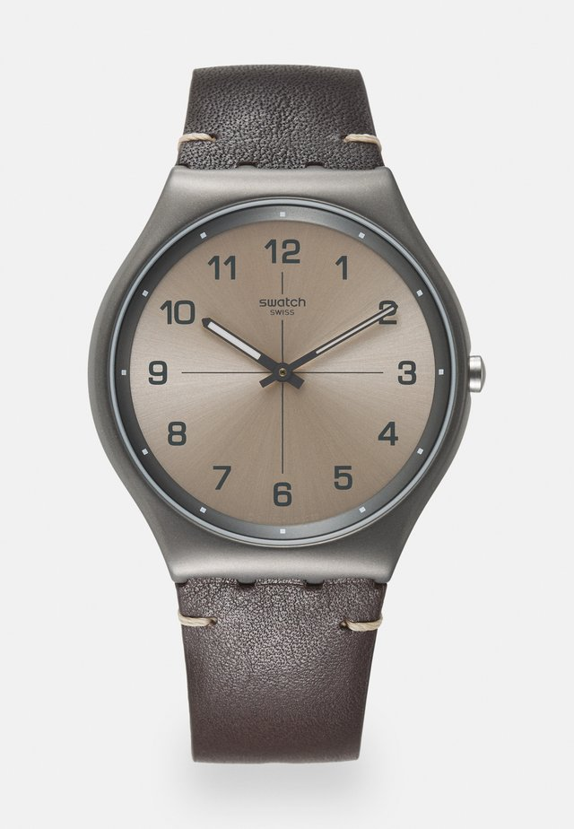 TIME TO TROVALIZE - Horloge - brown