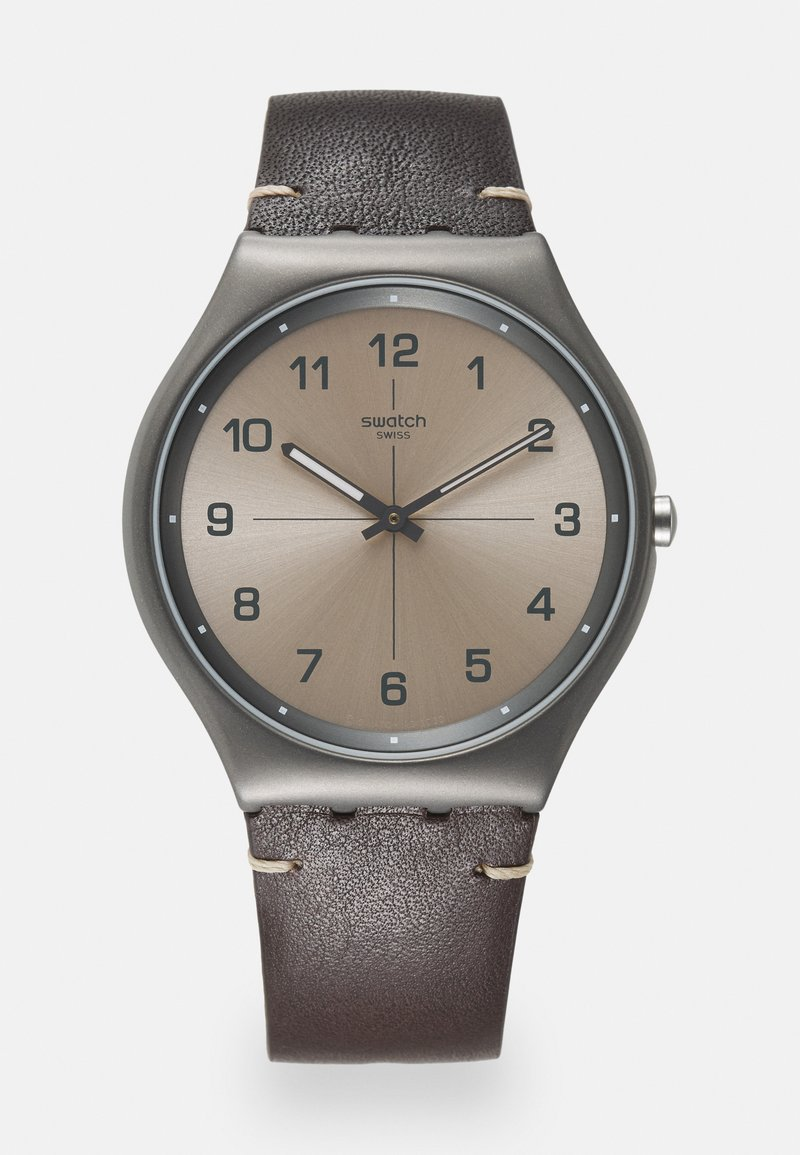 Swatch - TIME TO TROVALIZE - Watch - brown