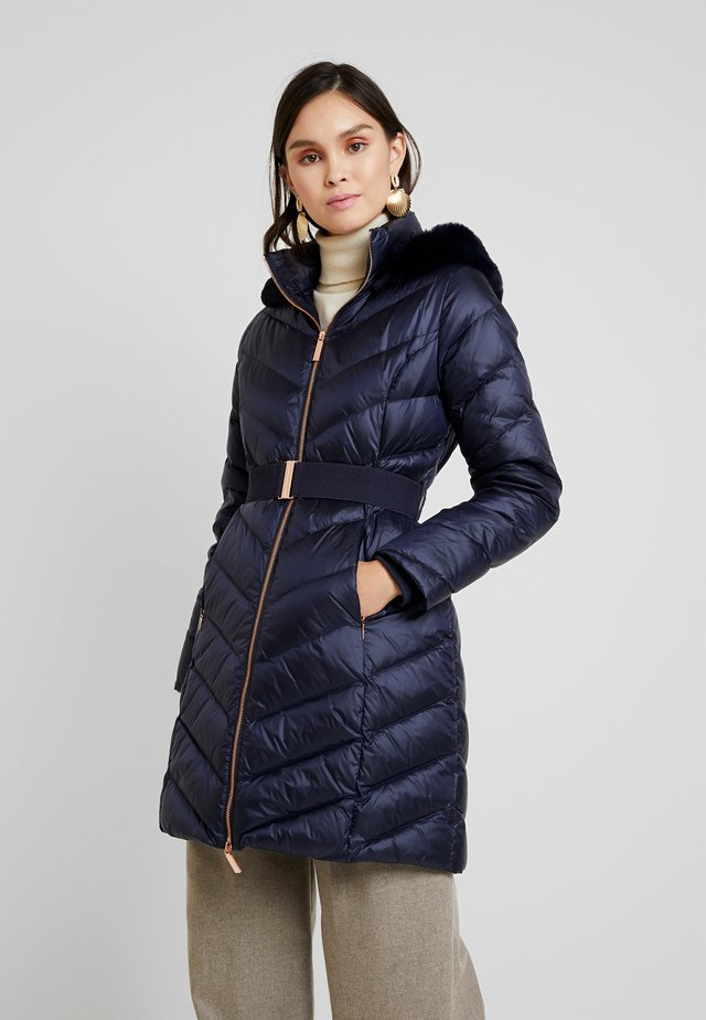 MILLSA - Down coat - dark blue