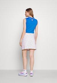 Calvin Klein Golf - SAMARA SKORT - Sports skirt - white - 2