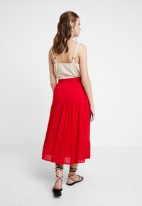 Louche - LEONORA - A-line skirt - red - 2