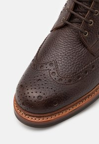 Grenson - FRED - Lace-up ankle boots - dark brown - 5