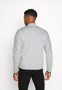 Nike Sportswear - Träningsjacka - grey heather/black - 2