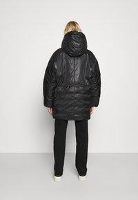 Weekday - MARTINE PUFFER - Winter coat - black - 2