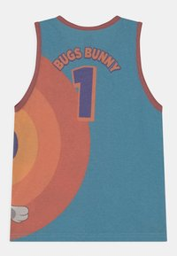 Outerstuff - SPACE JAM BOXED OUT UNISEX - Top - teal/orange - 1