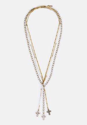COLLANE ROSARIO MIX CIONDOLI 3 PACK - Halsband - gold-coloured