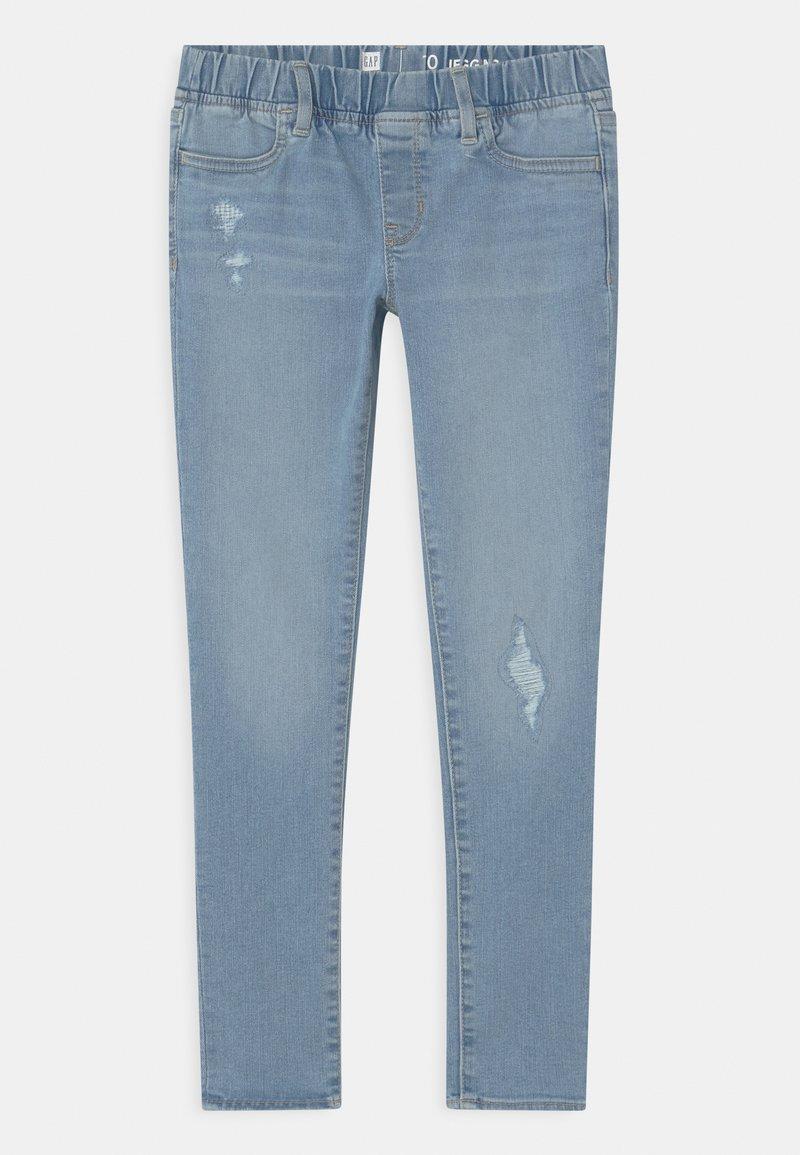 GAP - GIRL BASIC - Jeans Skinny Fit - light wash