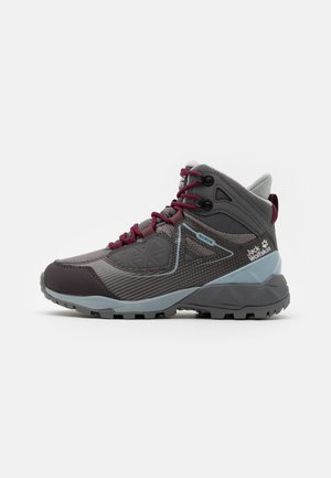 CASCADE HIKE XT TEXAPORE MID  - Hikingschuh - pebble grey/pink