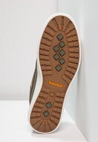 Timberland - UNION WHARF 2 EYE - Scarpe da barca - grape leaf - 4