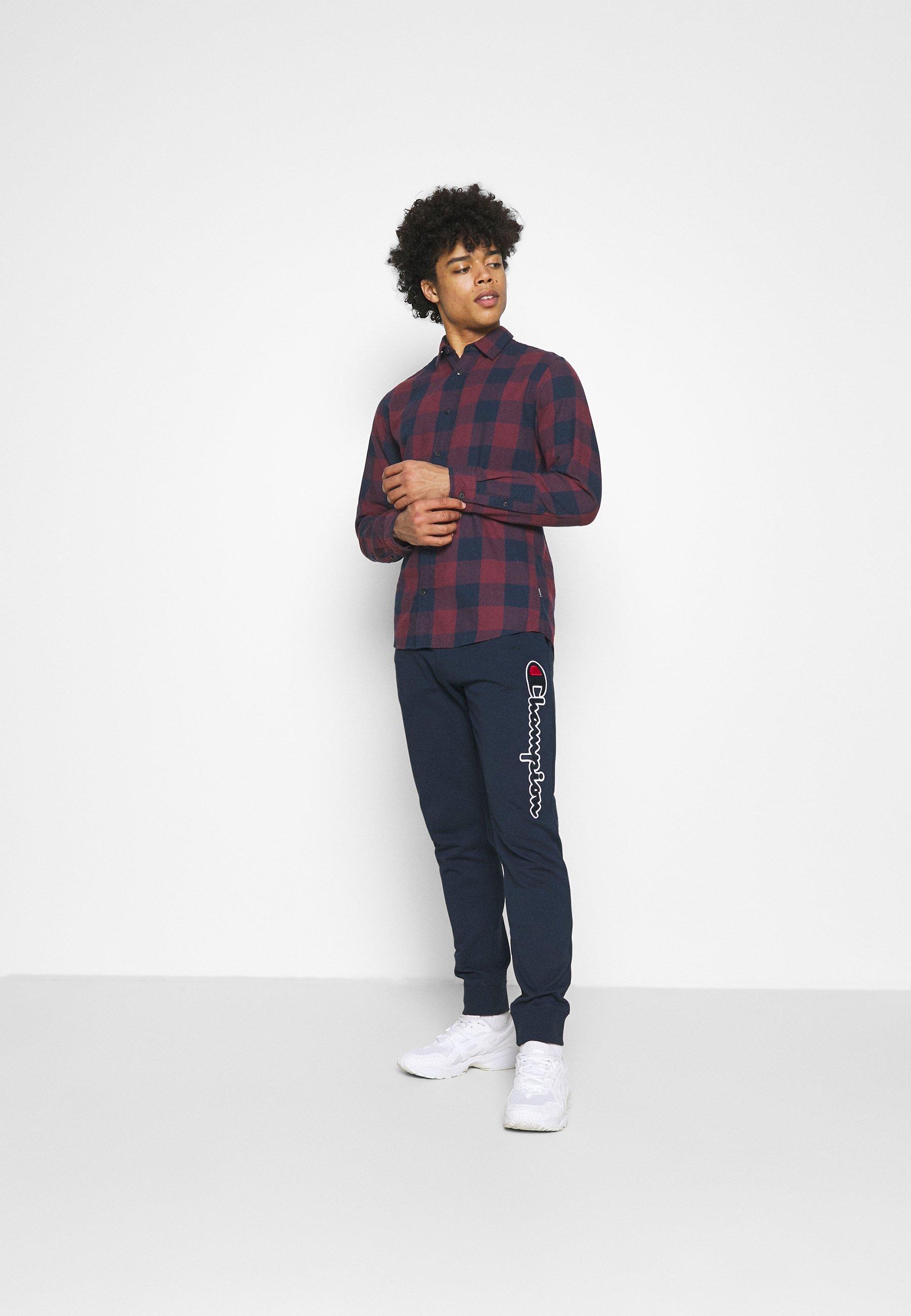 Uomo JJEGINGHAM - Camicia