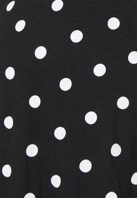 Anna Field MAMA - A-line skirt - black - 2