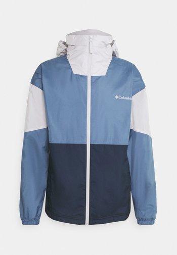 POINT PARK™ LINED - Outdoor jacket - collegiate navy/bluestone/nimbus grey