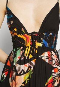 Desigual - CRETA - Maxi dress - black - 5