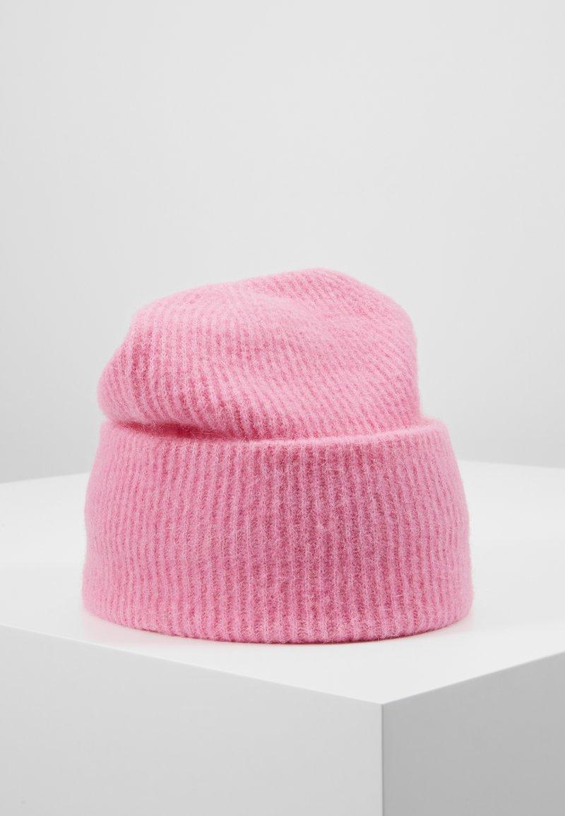 Samsøe Samsøe - NOR HAT - Beanie - bubble gum pink