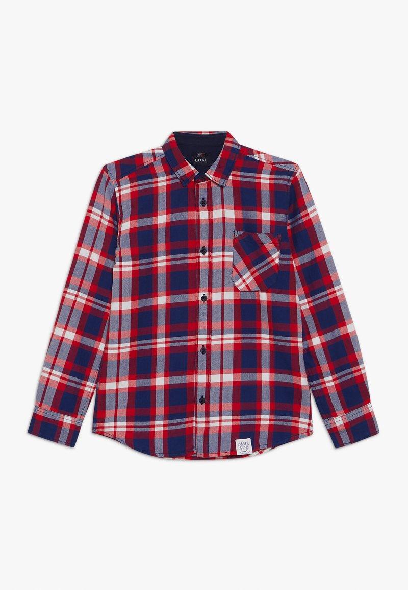 Tiffosi - SURESH - Shirt - blue