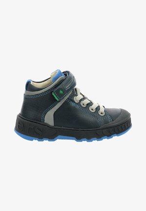 Sneakers hoog - marine