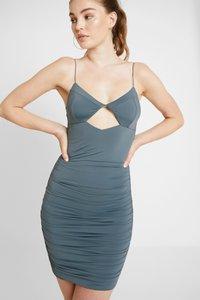 Tiger Mist - TAVI DRESS - Shift dress - steel - 4