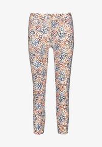 Gerry Weber - Slim fit jeans - rot/orange/blau druck - 2