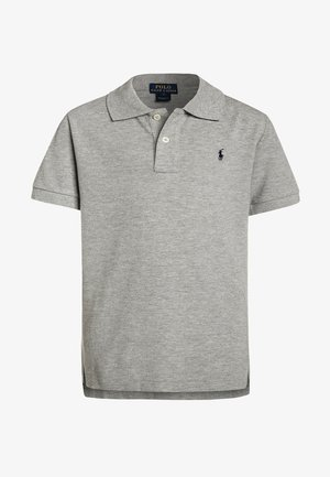 Poloshirts - new grey heather