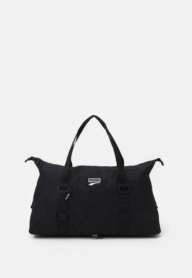 DECK WEEKENDER - Weekend bag - black