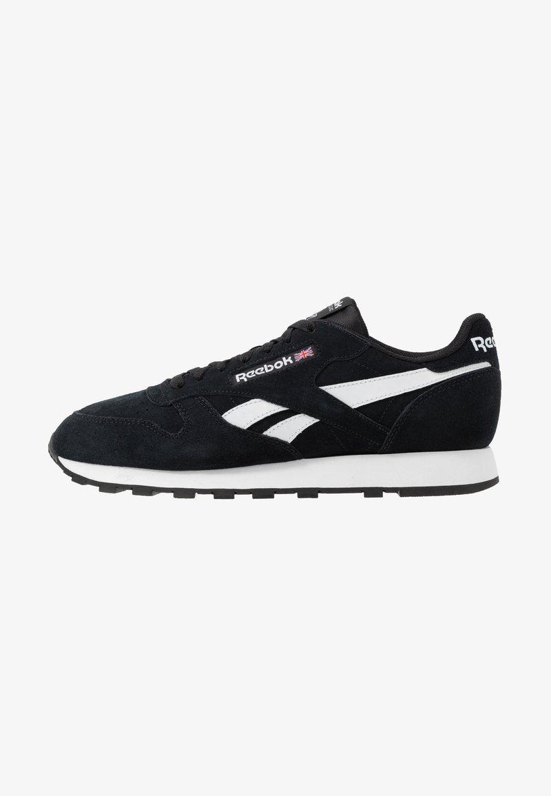 Reebok Classic - Sneakers basse - black/white