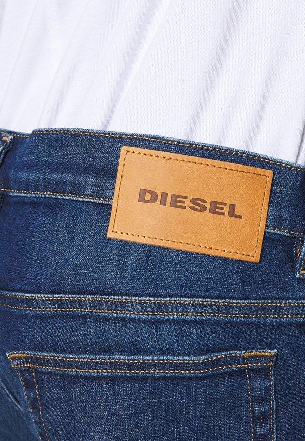 Diesel YENNOX - Jeansy Slim Fit - dark blue/ciemnoniebieski Odzież Męska NEQV