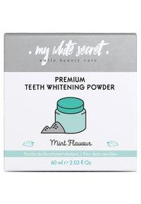 My White Secret - WHITENING POWDER - Tandverzorging - - - 3