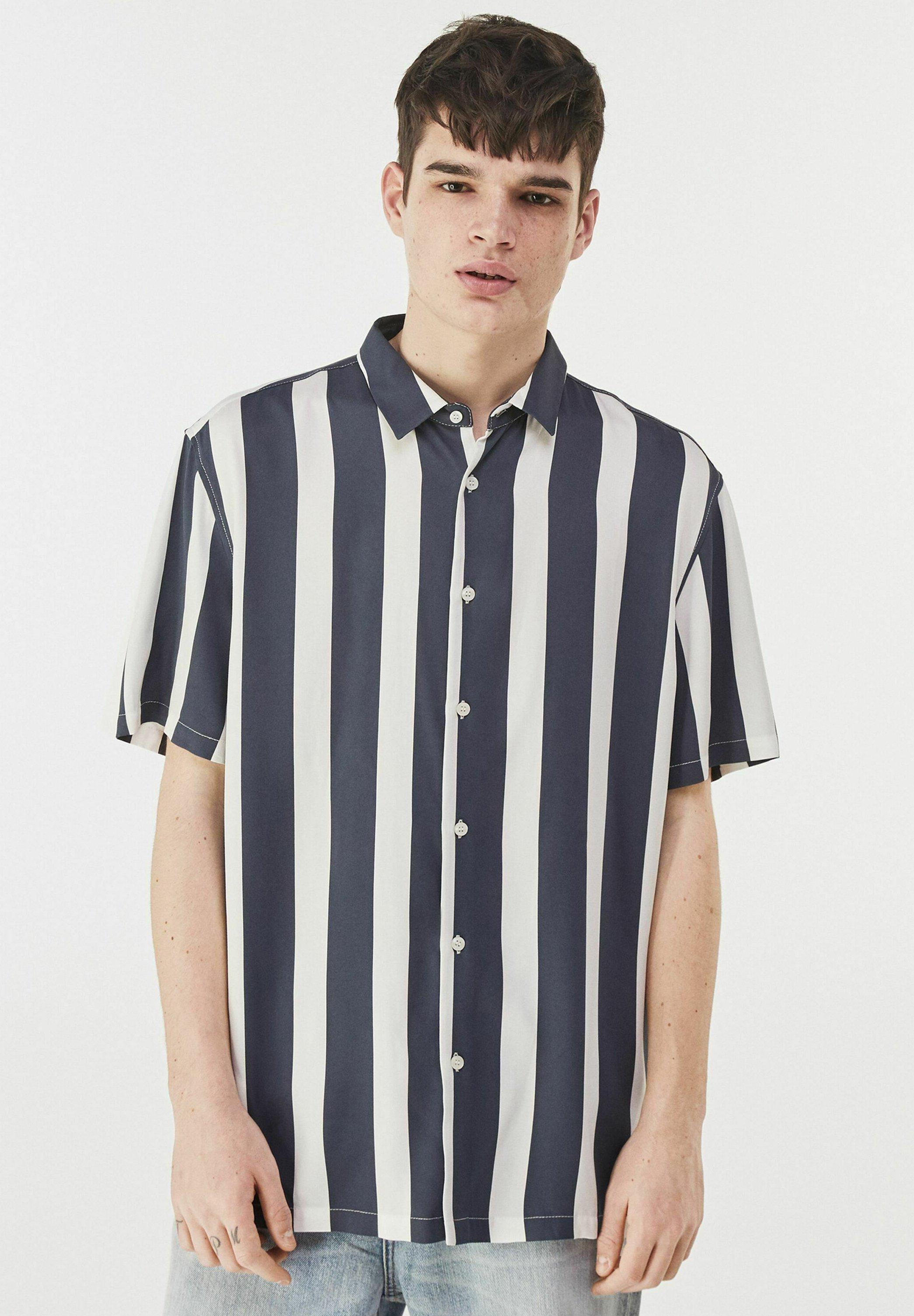 Uomo MIT STREIFEN - Camicia
