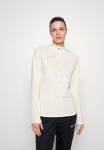 ACADEMY 21 - Sweatshirt - coconut milk/white/saturn gold
