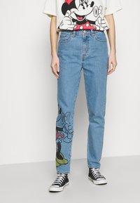 Levi's® - LEVI'S® X DISNEY MICKEY AND FRIENDS  - Relaxed fit jeans - disney w indigo denim - 0