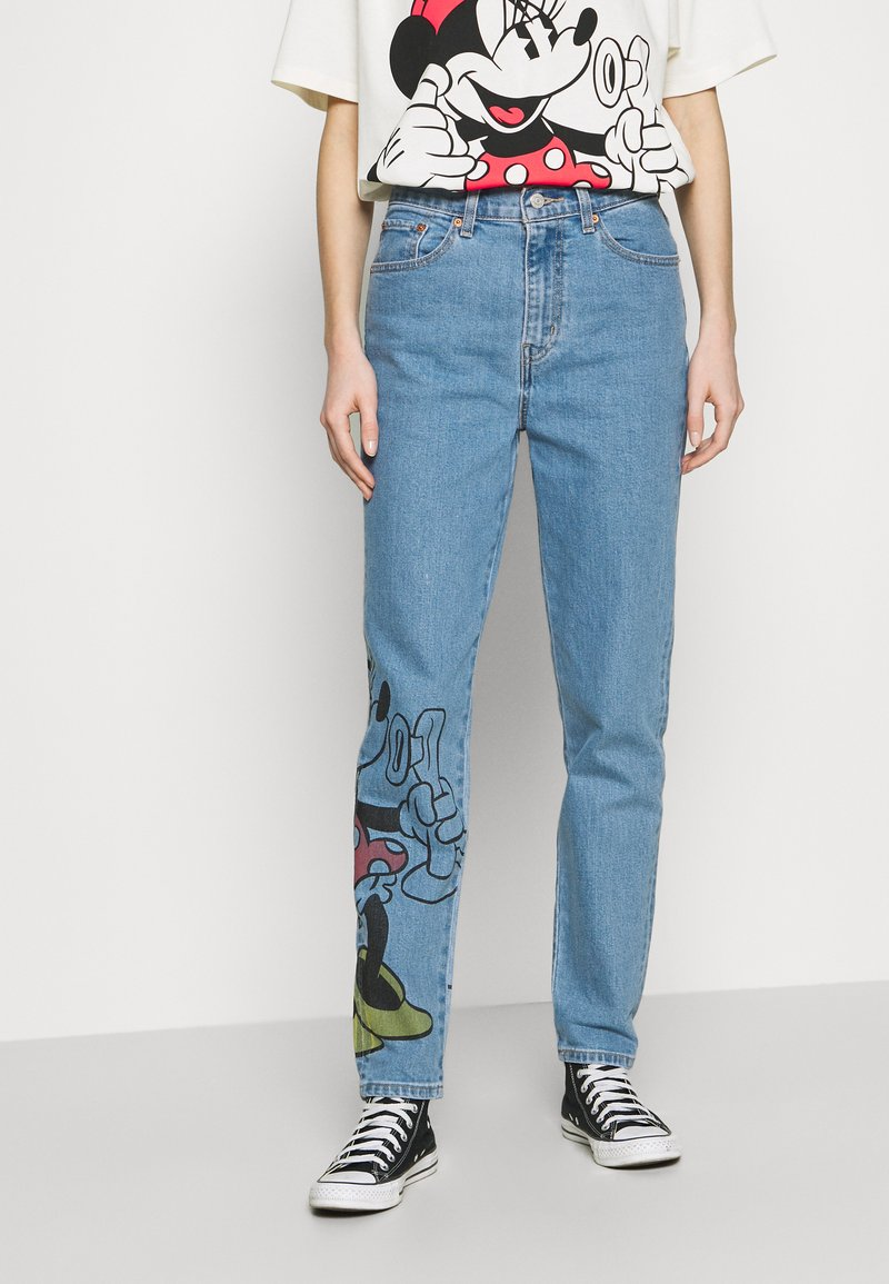 Levi's® - LEVI'S® X DISNEY MICKEY AND FRIENDS  - Relaxed fit jeans - disney w indigo denim