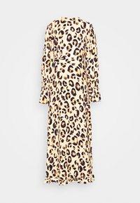 Fabienne Chapot - TASH DRESS - Maxi dress - beige/black/brown - 6