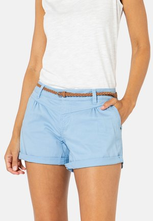 Shorts - light-blue