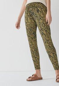 Next - Pantalon de survêtement - khaki - 3