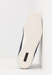 Lacoste - CHAYMON - Sneakersy niskie - navy/black - 4