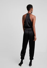 10DAYS - WIDE PANTS - Trousers - black - 2